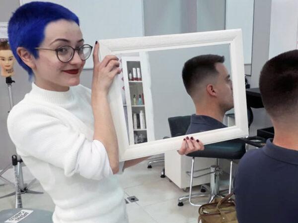 Corte Masculino + Barbearia Iniciante